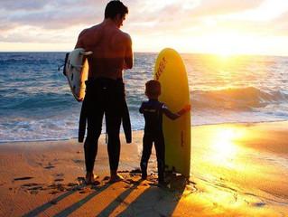 GAROPABA SURF: DE PAI PRA FILHO