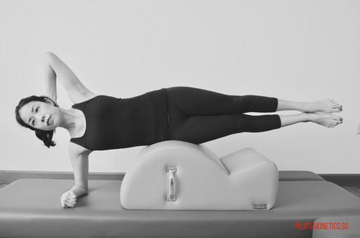 side kicks on spine corrector