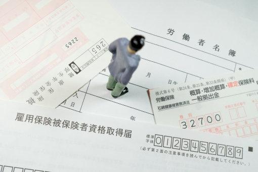 雇用保険 新規加入手続(個人)