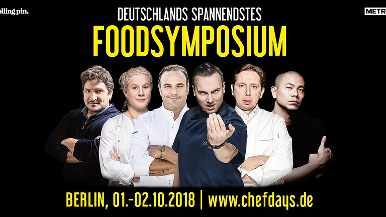 Chef Days Berlin 2018