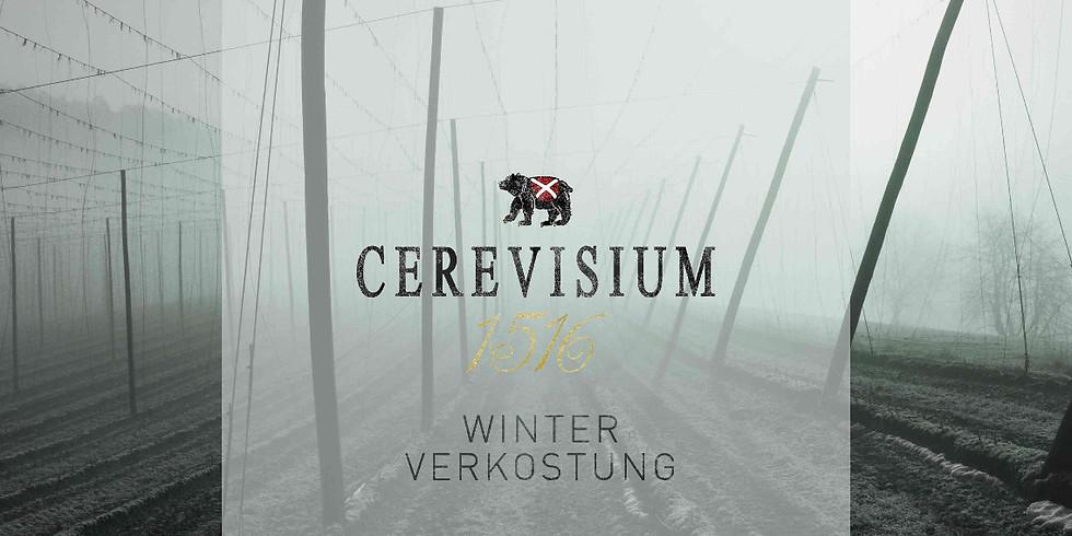 CEREVISIUM – Weihnachtsverkostung