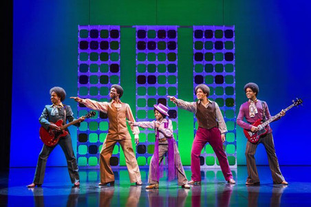 Motown The Musical London | The Jackson 5