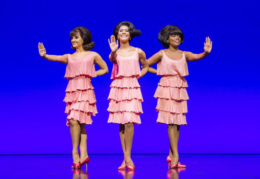 Motown The Musical London | The Supremes
