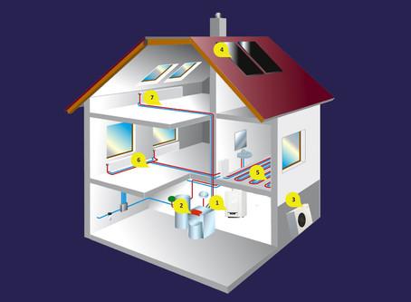 Overzicht mogelijke verwarminginstallaties