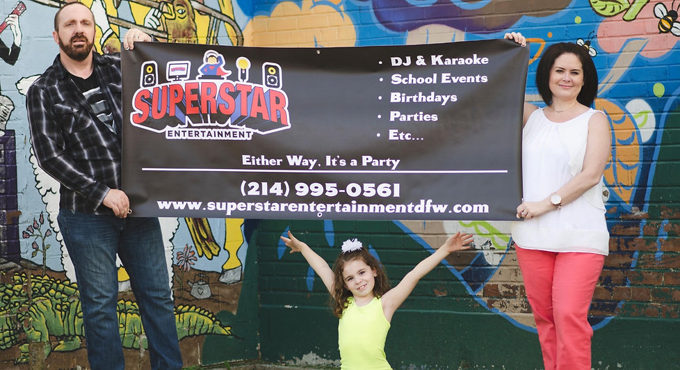 The premier wedding and event dj also offering karaoke for all of DFW!