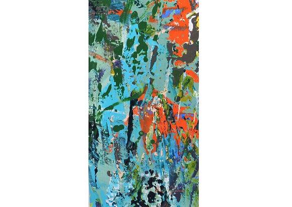 Artbag éthique Rosé Joanny rj1-19 peinture