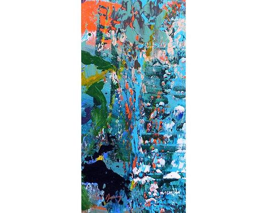 Artbag éthique Rosé Joanny rj1-11 peinture
