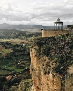 Tajo de Ronda, Spain