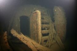 technical wreck penetration