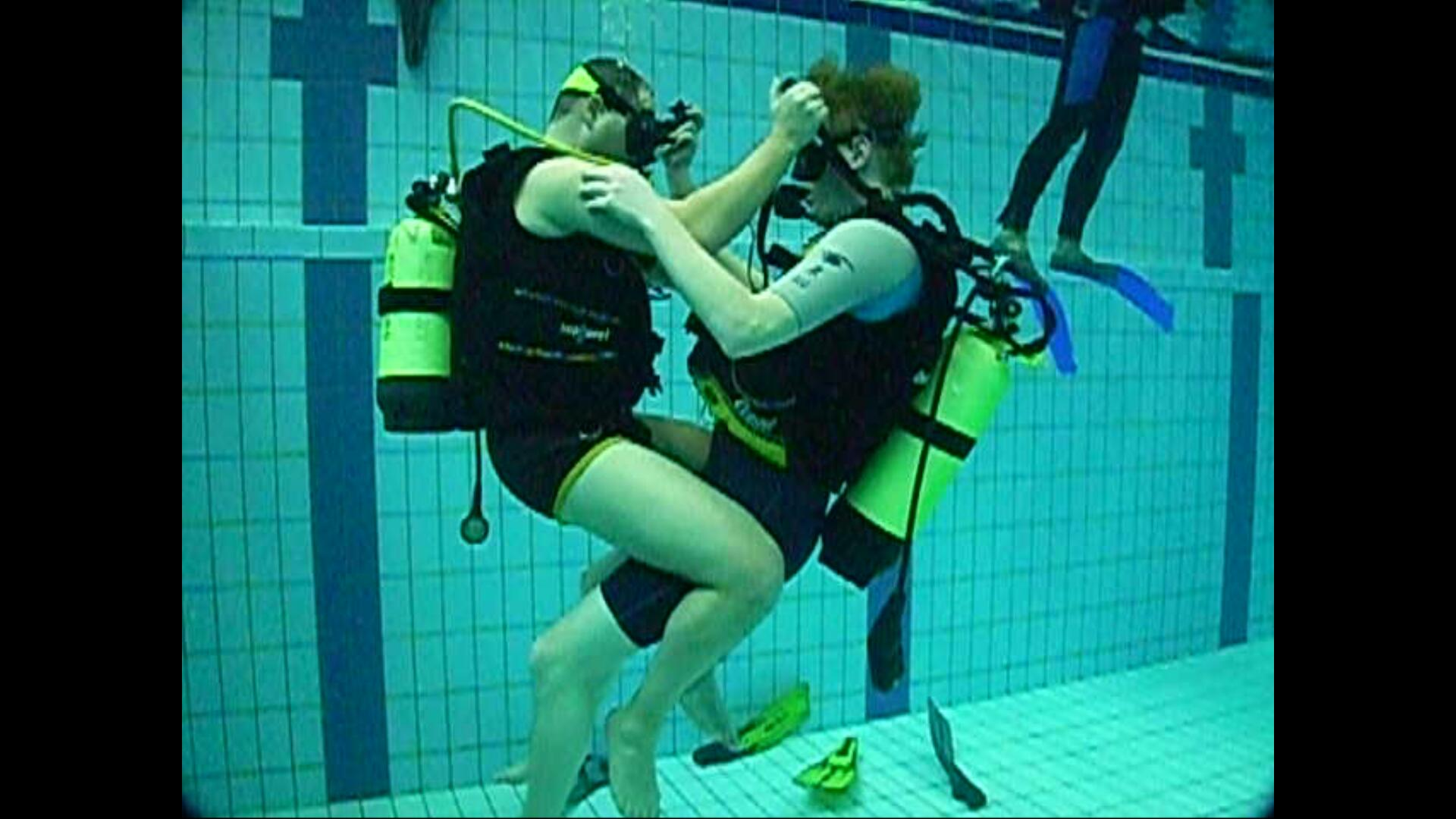 handicap dive