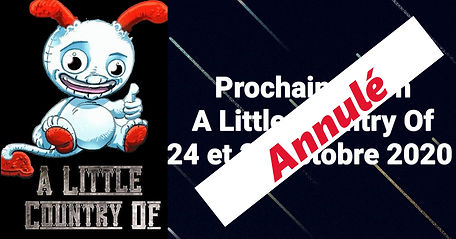 Annulation salon A Little Country Of 202