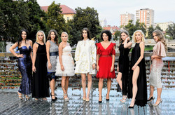 Finalistke World Top Model 2019 v oblačilih MJZ Fashion