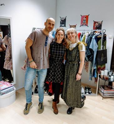 Miro Mišljen showroom at MJZ Fashion