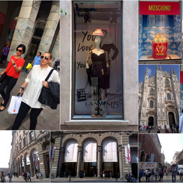 Milan treasure hunting