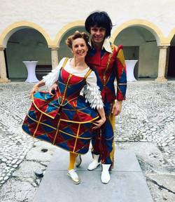 Barbara in Boštjan
