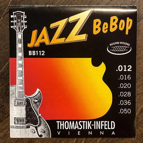 Thomastik-Infeld BeBop 12-50 round wound BB112 Saitensatz