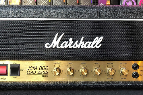 "Marshall Studio Classic 20 Head ""mini JCM800"""
