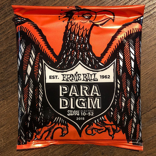Ernie Ball Paradigm 10-52  Skinny Top Heavy Bottom E-Gitarren Saiten Satz