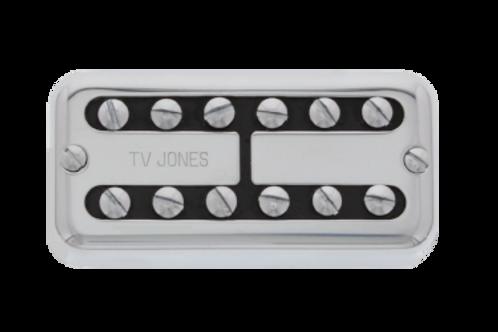 "TV Jones ""TV Classic"" Universal Neck Chrome"