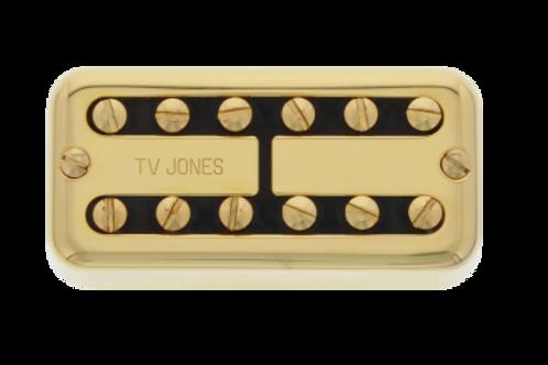 "TV Jones ""TV Classic"" Universal Bridge Gold"