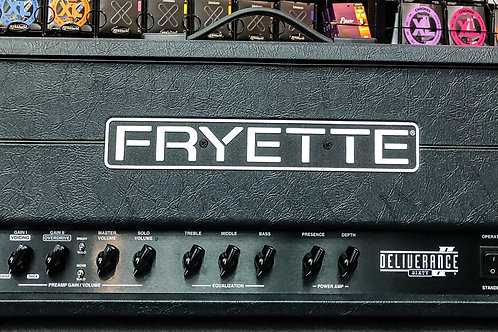 Fryette Deliverance 60 II Head