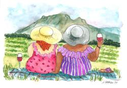 Wine Tasting in Stellies (SOLD)