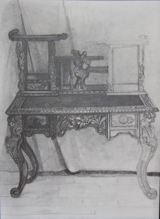 Vovo's desk