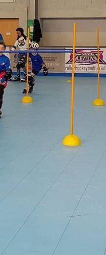 Ecole de patinage jeunesse