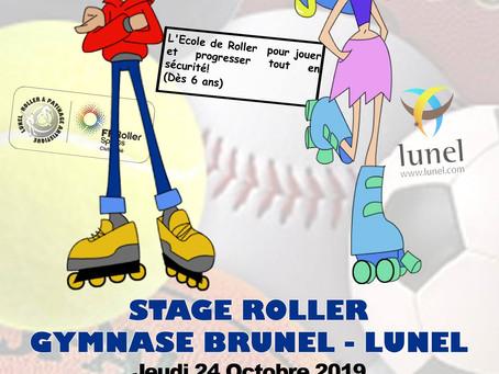 Stage roller loisir débutants