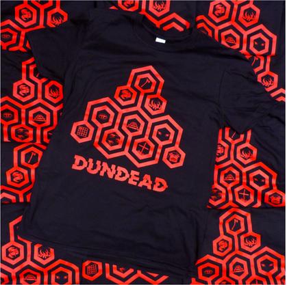 DCA Dundead 2017 T-shirt