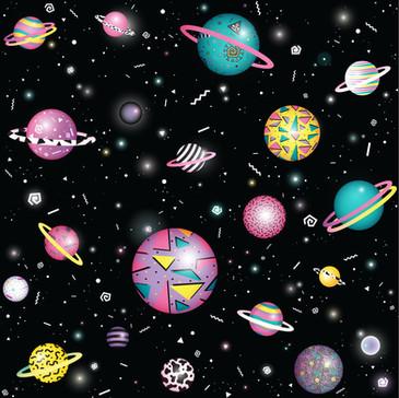 Planet Dreamland pattern 2018