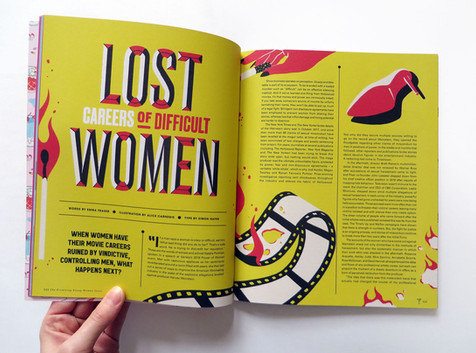 Lost Careers of Difficult Women