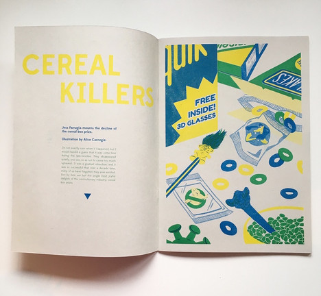 Counterpoint Cereal Killers Editiorial