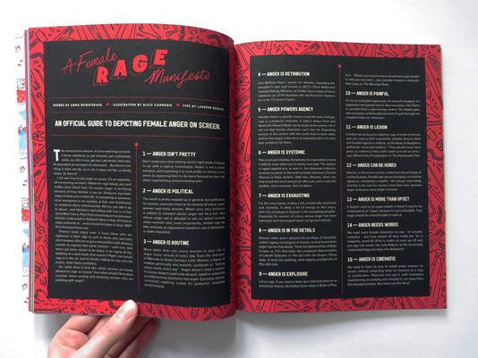 A Female Rage Manifesto