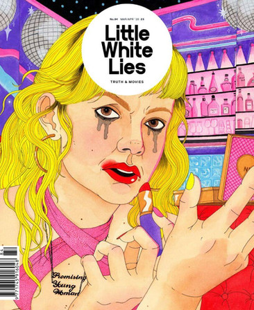 Little White Lies Issue 84 Promising Young Woman