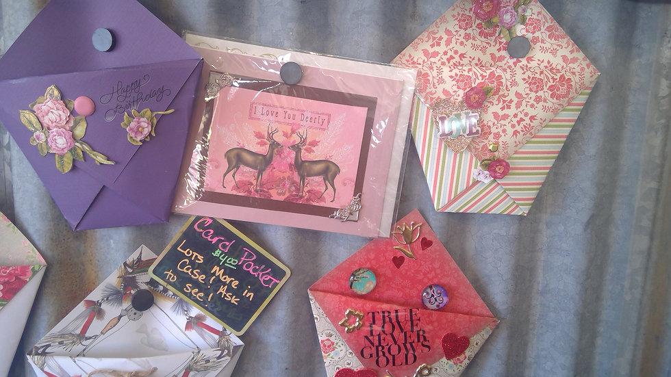 Valentine Cards & Pockets