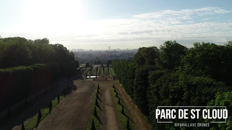 Parc de Saint-Cloud, Paris
