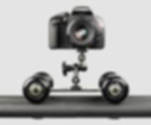 Revolve camera slider