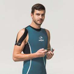 Franz Löschke, Triathlon Meister, für TRUETAPE Sports