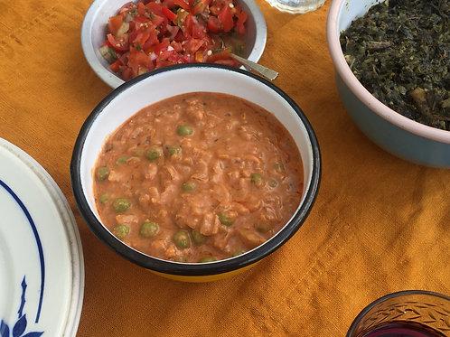 Groundnut meal [veg/vegan]