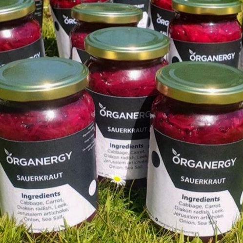 Organergy Sauerkraut