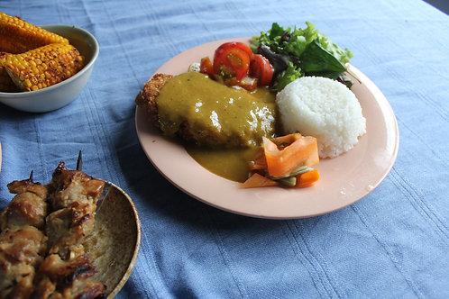 katsu curry [pork]