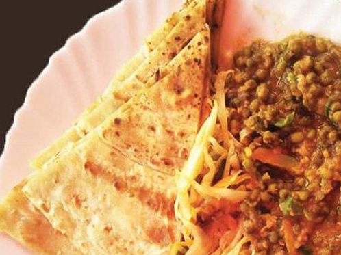 Kenyan meal [veg]