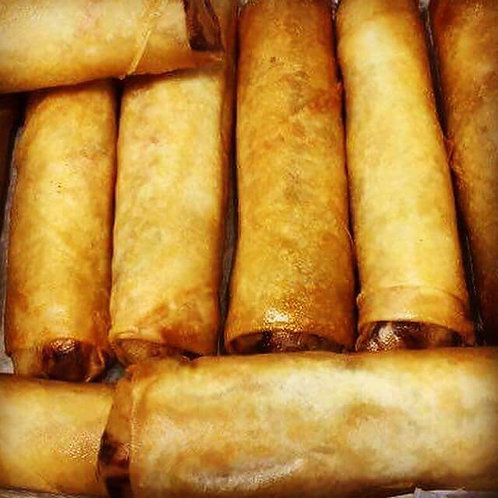 Spring rolls (vegan)