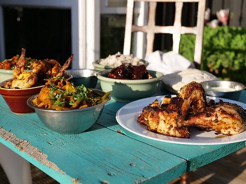 Tandoori meal [chicken]