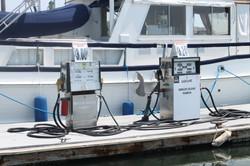 Wright Island Marina Fuel Station