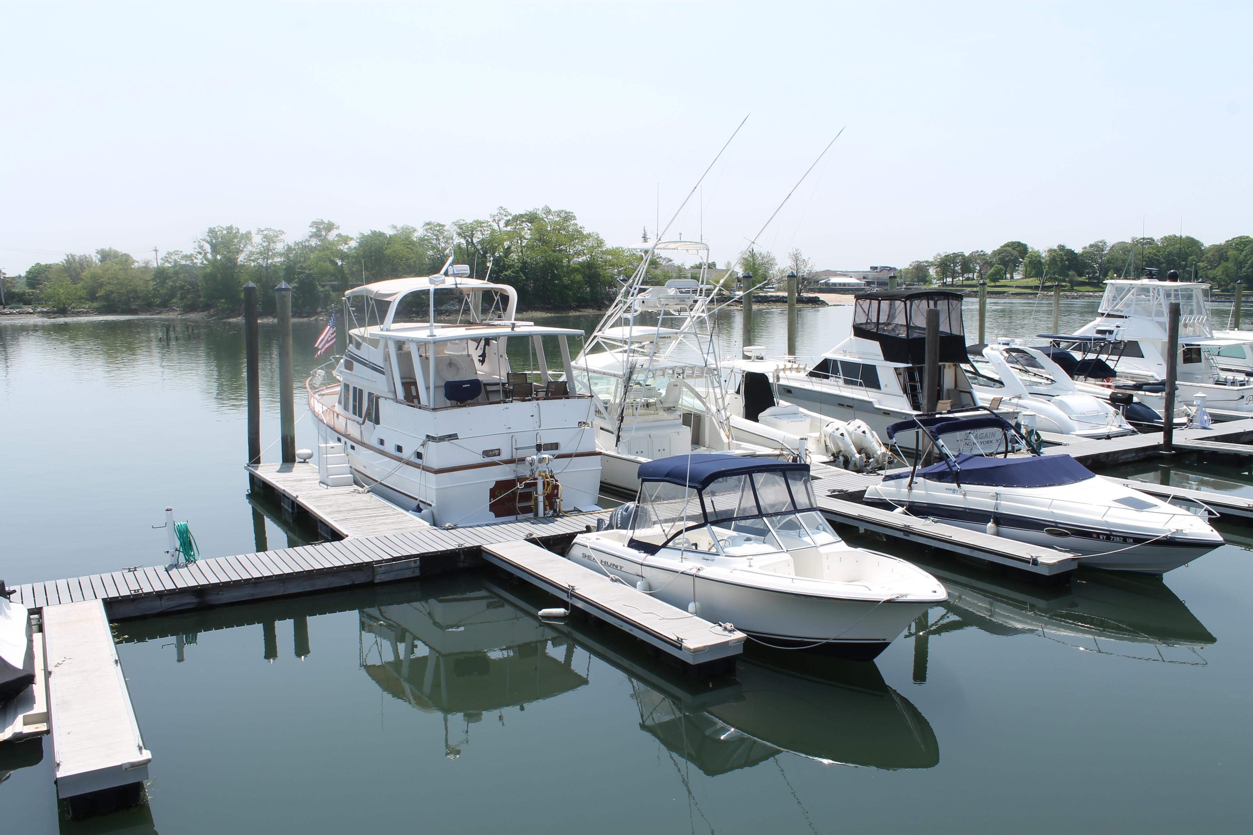 Wright Island Marina New Rochelle