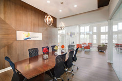 Lakeside Project conference room