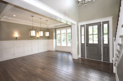 Hinsdale Home Foyer