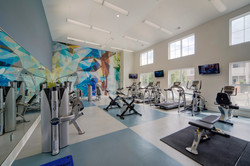 Lakeside Project Exercise Room